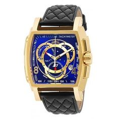 Invicta Watches Leather Band