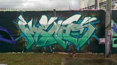 Graffiti art by Menas / Miami / Walls Graffiti. As for the thousands of graffiti pics, just visit our site or Follow us on Pinterest!