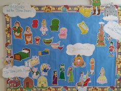 Lg PreK Bulletin Board