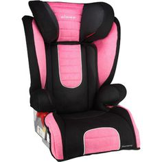 Diono Monterey Booster Car Seat, Pink