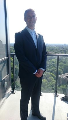 Charlie Wade is LGFG Fashion House client who got his new bespoke suit delivered straight to his home and is demonstrating it on his balcony. You want the same service? Then contact LGFG clothier through our website: www.lgfgfashionhouse.com/contact-lgfg/