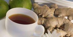 Chá Verde, limão e gengibre: Pra que serve? - Panelinha Saudável – Receitas sem lactose e cheias de saúde!