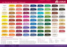 1000 images about color charts on pinterest color for Chroma mural paint markers