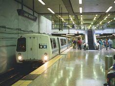 BART Transportation System, CA