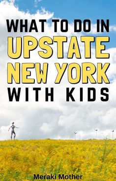 Your ultimate family guide to all the best things to do in Upstate New York with kids! #upstatenewyork #newyork #familytravel #familyvacation #vacationwithkids Best Family Vacations, Family Vacation Destinations, Amazing Destinations, Vacation Spots, Family Travel, Vacation Ideas, Travel Destinations, New York City Vacation, New York City Travel