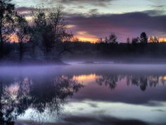 Puslinch Morning by Kevin  Pepper, via 500px