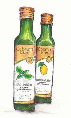 my favourite oils ... http://traceyfletcherking.blogspot.com.au/