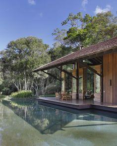 Amazing House in Brazil by Cadas Architecture | Interior Design Files
