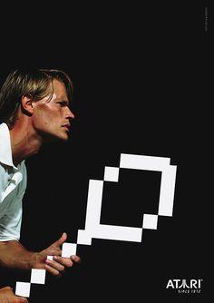 Campaña publicitaria de Atari diseñada por la agencia Republic en Nueva Zelanda