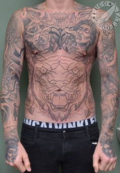 9743a00a262a6 97 Best Stomach Tattoos images in 2019 | Coolest tattoo, Female ...