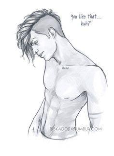 Resultado de imagem para perfil body sketch