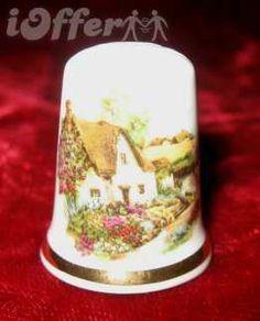 thimbles collection bone china - Bing Images
