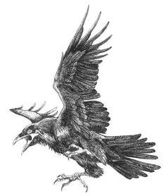 ворон тату - Поиск в Google