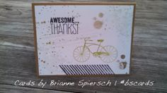 Awesome thanks! Bicycle Card