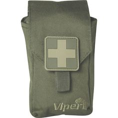 #Viper tactical #unisex adventure gear first aid kit - #green one size,  View more on the LINK: http://www.zeppy.io/product/gb/2/331854830113/