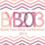 Build Your Blog Series: Connecting with other Bloggers @BuildYourBlogConference #blogging
