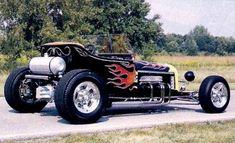 T-Bucket Roadster | Nick Conti T-Bucket roadster