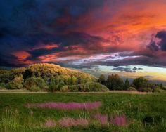 Beautiful colors Beautiful place