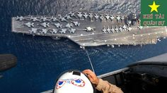 Khám phá tàu sân bay Mỹ USS Eisenhower | Kênh Khí Tài Quân Sự
