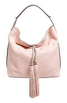 REBECCA MINKOFF 'Isobel' Hobo. #rebeccaminkoff #bags #shoulder bags #hand bags #leather #hobo #lining