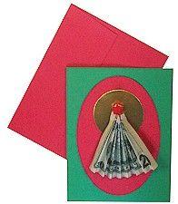 Money Tree Christmas Card