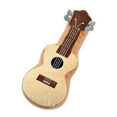 Gitarrenkissen aus Australien, für den Rockstar im Kinderzimmer :-)