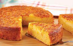 Bolo de milho sem leite | Tortas e bolos > Receitas de Bolo de Milho | Receitas Gshow