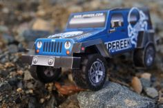 JPFreek Edition Wrangler JKU Paper Cruiser ( Free Model )