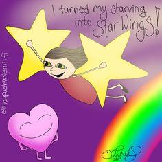 Palasia sateenkaaresta: Doodle Day 19 - The End