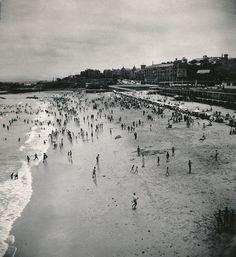 """Playa de """"El Sardinero"""" . Santander  #Cantabria #Spain"""