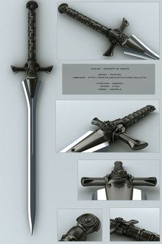 Achlys - concept of sword by peterku.deviantart.com on @deviantART
