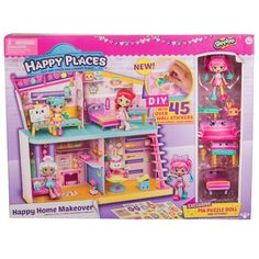 Happy Places™ Shopkins Happy Home Playset