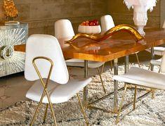 Goldene Dekoideen - http://wohnideenn.de/dekoration/11/goldene-dekoideen.html  #Dekoration