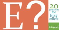 The Etsy Knowledge Quiz   Handmadeology Pro I am an Etsy Master - 20/20  :))))))))))))))))) #etsyquiz