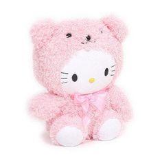 Hello Kitty bear #cute #kawaii #pink