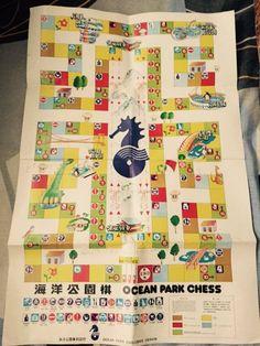 海洋公園棋 Board Games For Kids, Kids Board, Ocean Park, Childhood, Holiday Decor, Design, Home Decor, Infancy, Decoration Home
