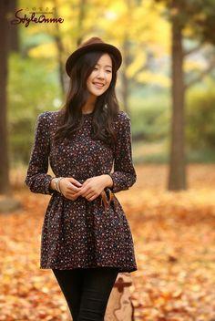 MODA COREANA: 25 LOOKS DE ROPA CASUAL PARA CHICAS - PARTE 2 | Mundo Fama Corea