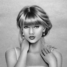 WANT A FREE FEATURE ?   CLICK LINK IN MY PROFILE !!!    Tag  #LADYTEREZIE   Repost from @kriss_pic   It usually takes me about 20-30 hours to finish the portraitbut this time I've decided to draw smth fast..so here is my @taylorswift sketch hope you'll like it guys! ;) #art #arte #artist #artwork #portrait #pencil #drawing #illustration #sketch #adorable #gorgeous #taylorswift #blackandwhite  #picture #singer #портрет #портретпофото #портретназаказ #минск #snaptweet via…