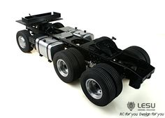 1139.05$  Buy now - http://aliwj3.worldwells.pw/go.php?t=32653060363 - TOP 1/14 tractors chassis Scania Scania 6-4 metal chassis Tamiya model free shipping
