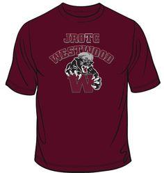 Ft Pierce Westwood JROTC RAIDER T-Shirt by ADG