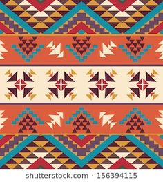 Native American Patterns, Native American Fashion, Native American Art, Ethnic Patterns, Textile Patterns, Print Patterns, Navajo Pattern, Ikat Pattern, Disney Letters