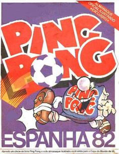 Chicle Ping Pong - Ploc