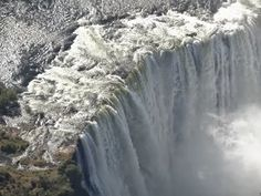 Fly over the Victoria Falls - find out more from Zambia Tourism Wooden Walkways, Victoria Falls, Niagara Falls, Wilderness, Safari, Tourism, Waterfall, Camping, River