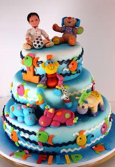 viorica's Cakes: Cake mot Philip
