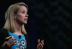 Marissa Mayer - named to be CEO of Yahoo, Inc. This is exciting news!