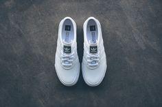 promo code b24ce ceaad Adidas Adi-Ease Leather - WhiteWhite - Sneaker Politics