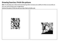 Imagination exercise