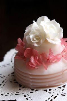 アートケーキ石けん|新潟 手作り石鹸の作り方教室 アロマセラピーのやさしい時間