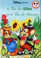 Mickey club du livre -201- Le rat des villes et le rat des champs