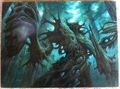 Gullum's Original Art Collection | Original Magic Art